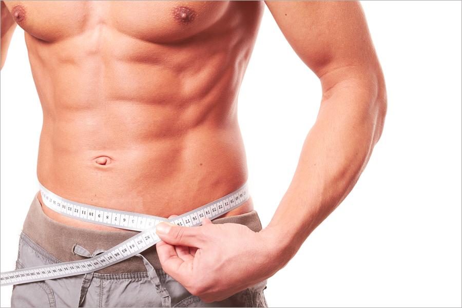 Похудеть в боках мужчины