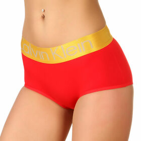 Фото Женские хипсы Calvin Klein Women Hips Steel Golden RED