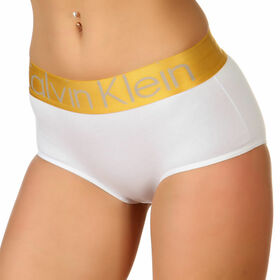 Фото Женские хипсы Calvin Klein Women Hips Steel Golden White