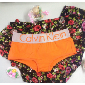 Фото Женские хипсы Calvin Klein Women Hips Steel Orange