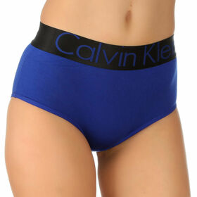 Фото Женские хипсы Calvin Klein Women Hips Blue BLACK